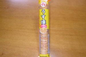 うす焼 プチシリーズ ブルボン パッケージ