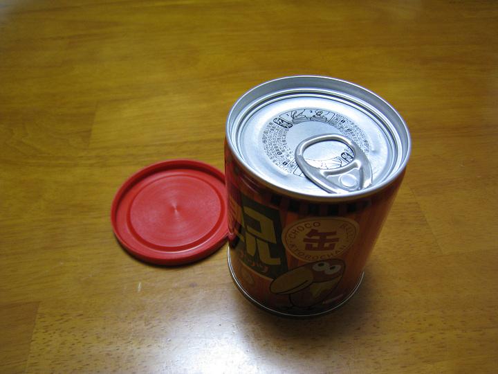 チョコボール缶 森永製菓