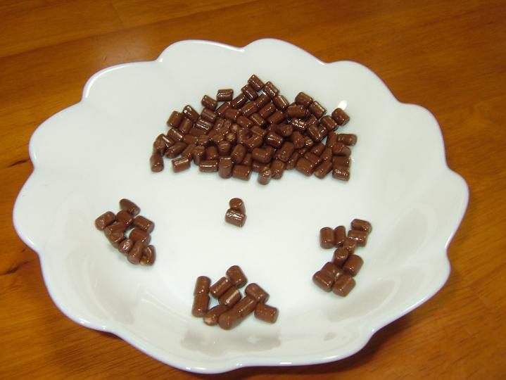 明治 チョコベビー 個数