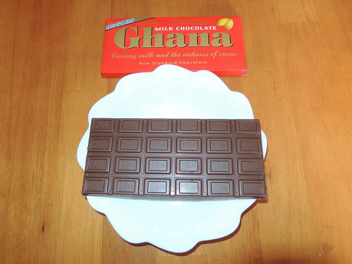 ガーナミルクチョコレート ロッテ かけら