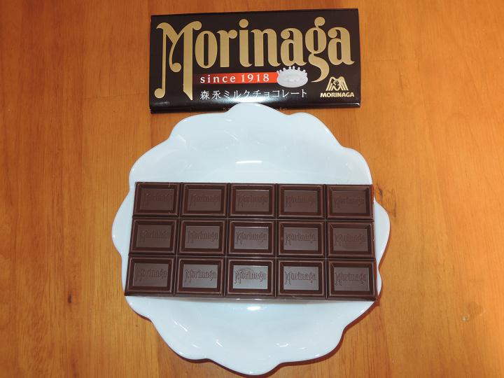 ミルクチョコレート 森永製菓 かけら