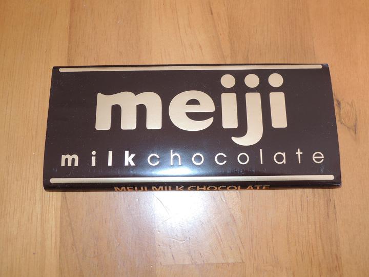 明治 ミルクチョコレート パッケージ