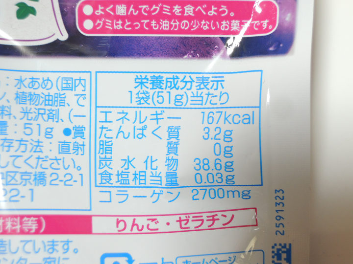 明治 果汁グミ 値段